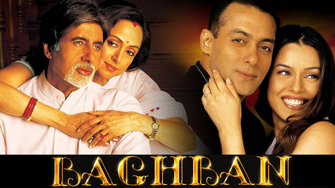 Baghban on Amazon Prime Video UK