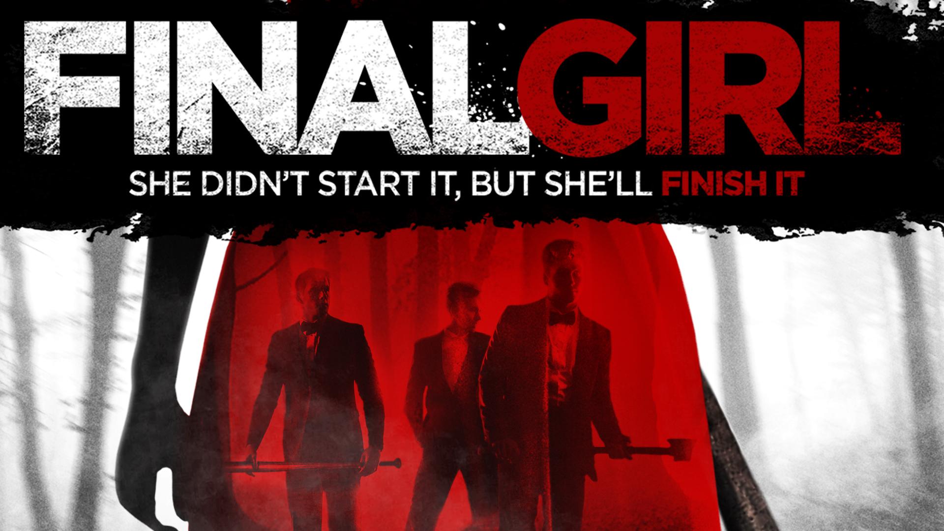 Final Girl on Amazon Prime Video UK
