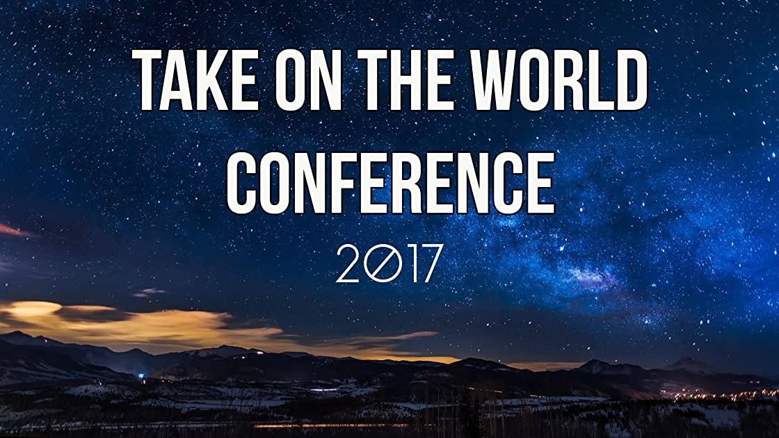 Take On The World Conference 2017 on Amazon Prime Instant Video UK