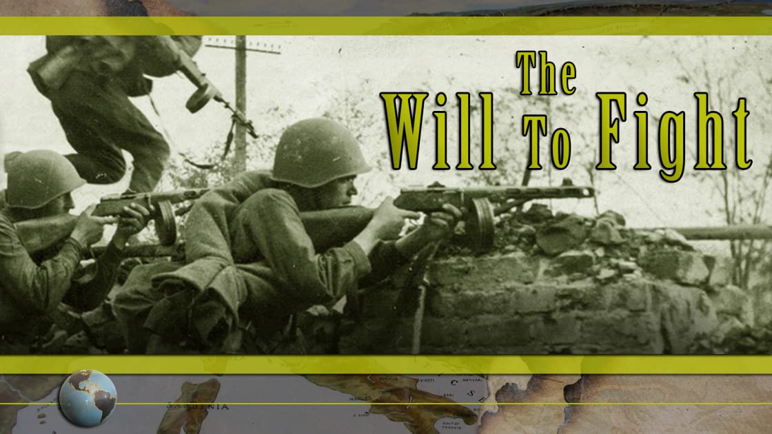 The Will to Fight on Amazon Prime Instant Video UK