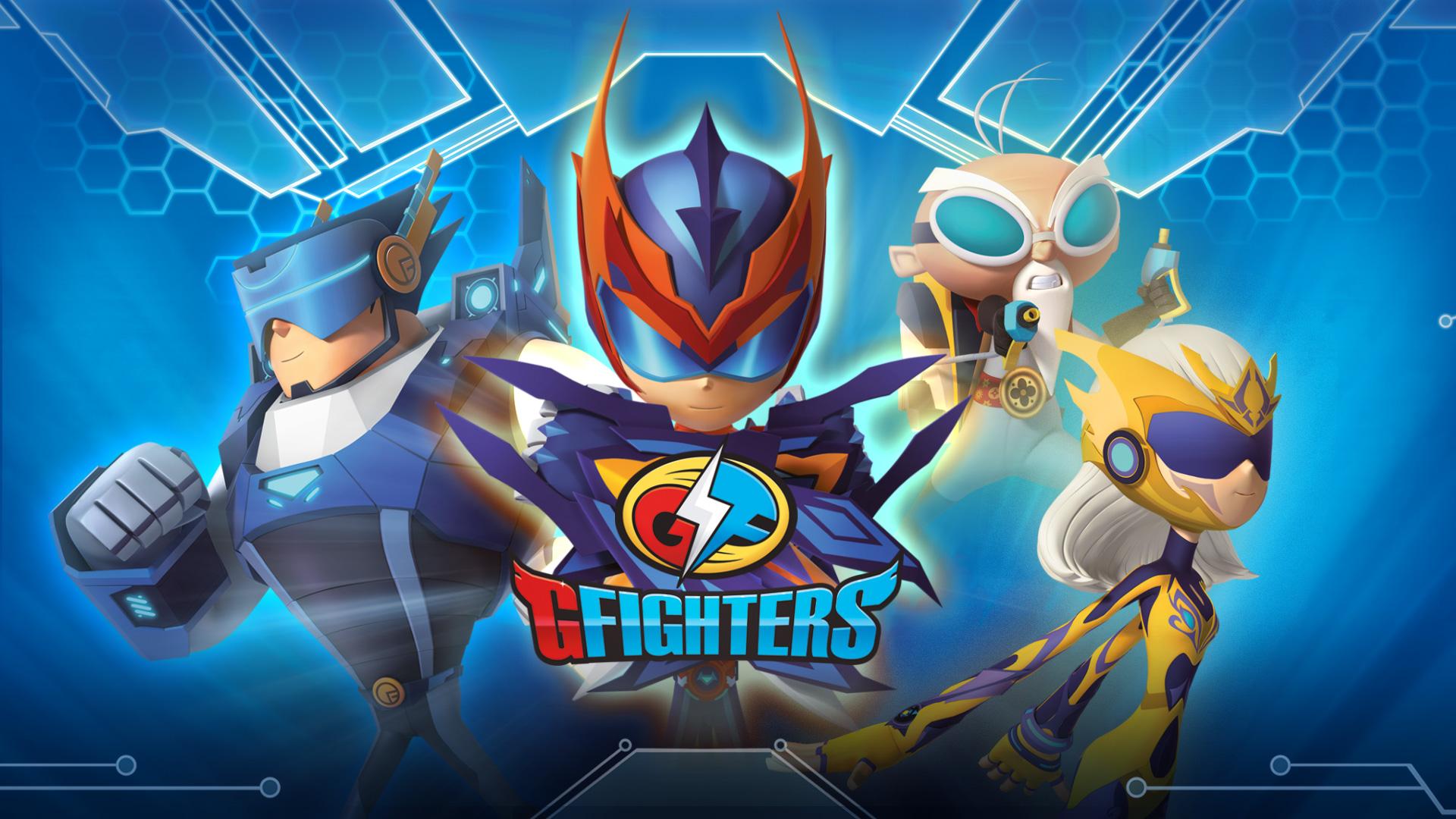 G-fighters - Season 1
