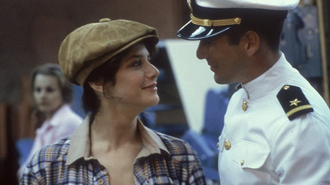 Image result for An Officer and a Gentleman movie