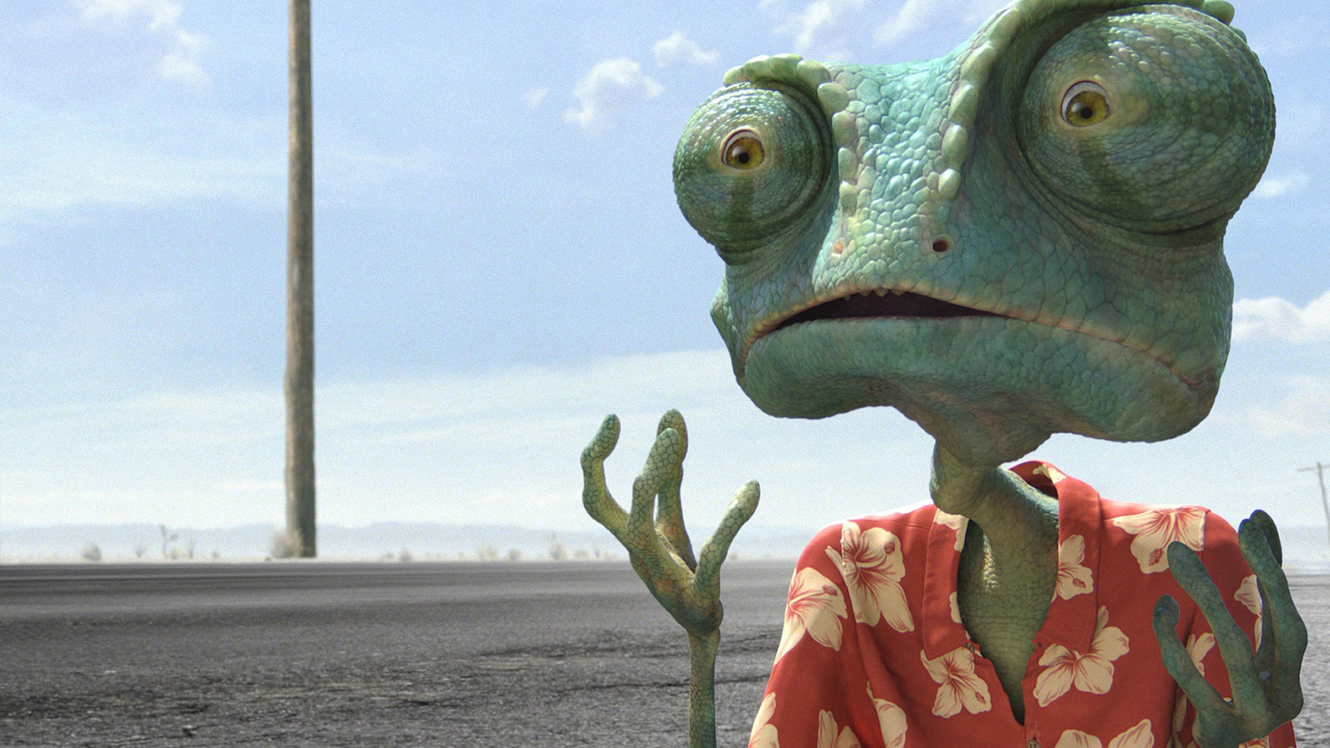 RANGO on Amazon Prime Video UK