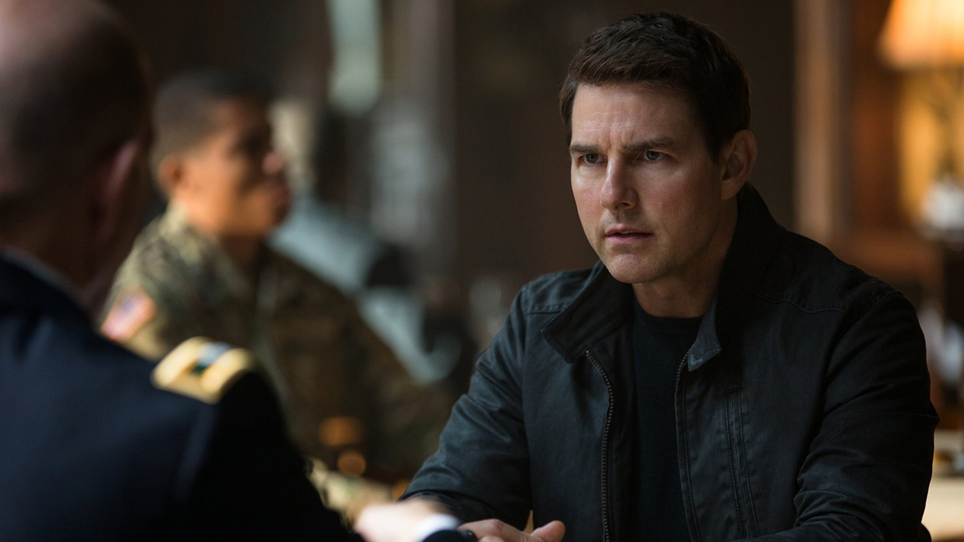 Jack Reacher: Never Go Back on Amazon Prime Video UK