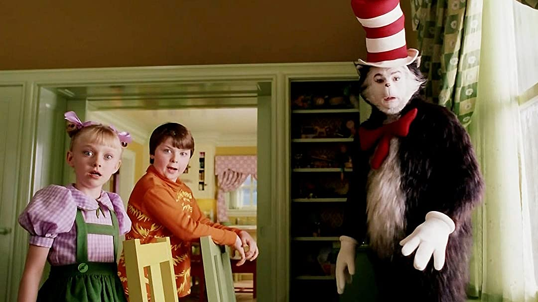 The cat in the Hat Mike Myers
