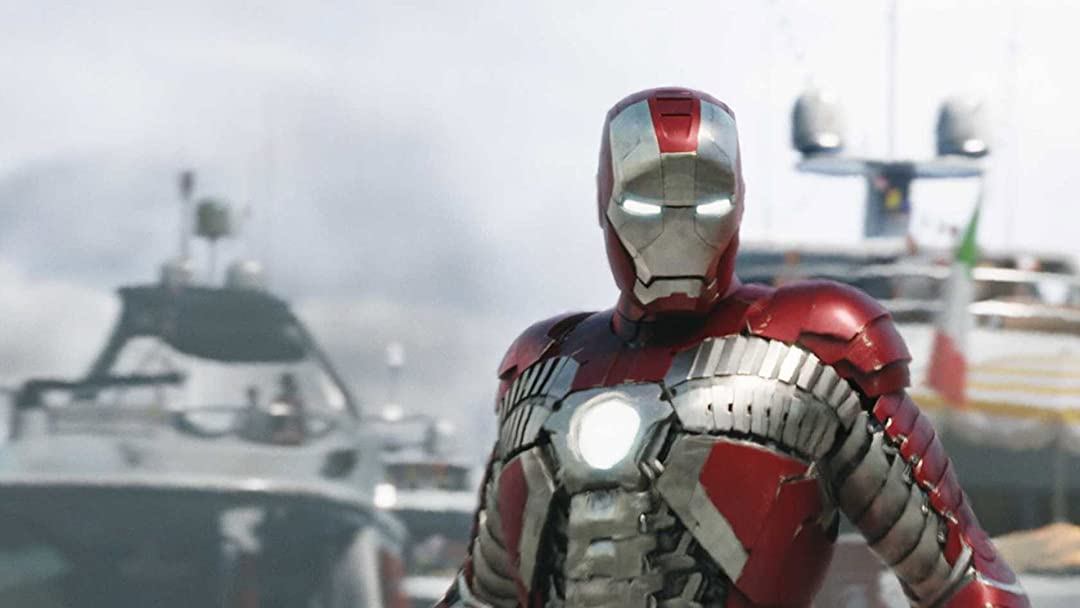 Watch Iron Man 2 Prime Video