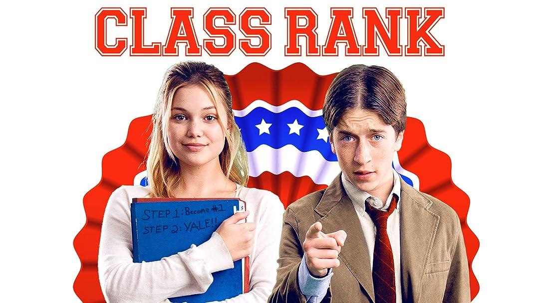 Class Rank on Amazon Prime Video UK