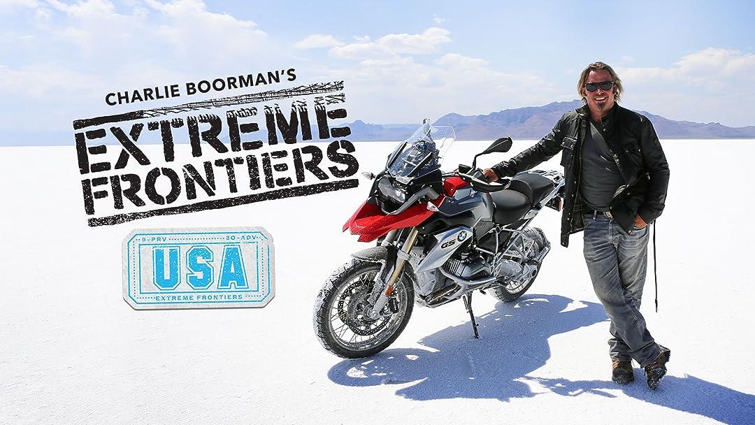 Extreme Frontiers on Amazon Prime Video UK