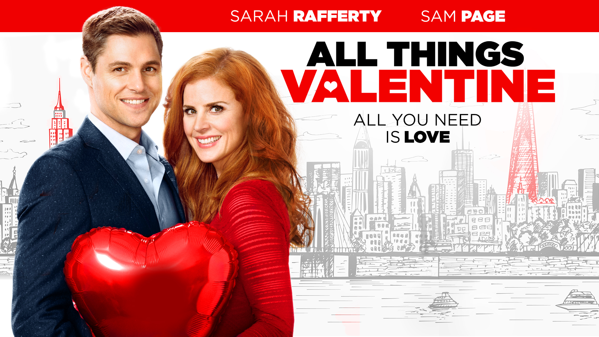 All Things Valentine on Amazon Prime Video UK