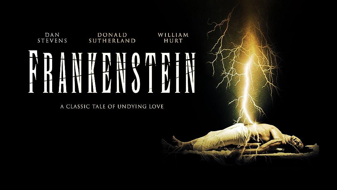 Frankenstein on Amazon Prime Video UK