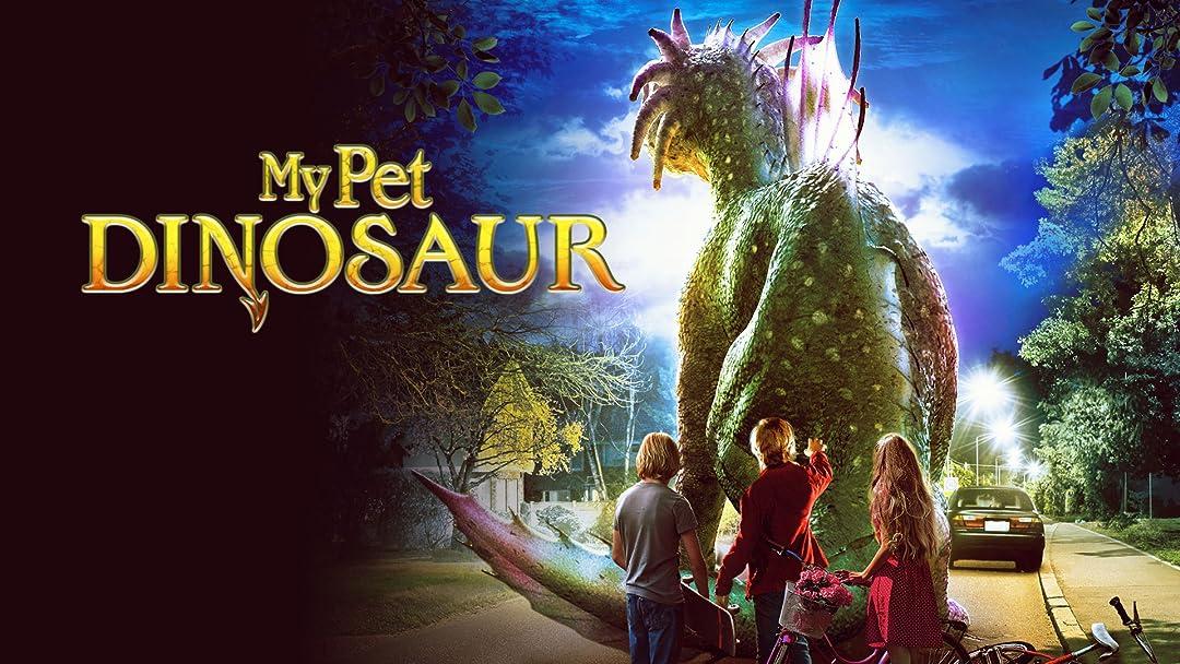 My Pet Dinosaur on Amazon Prime Video UK
