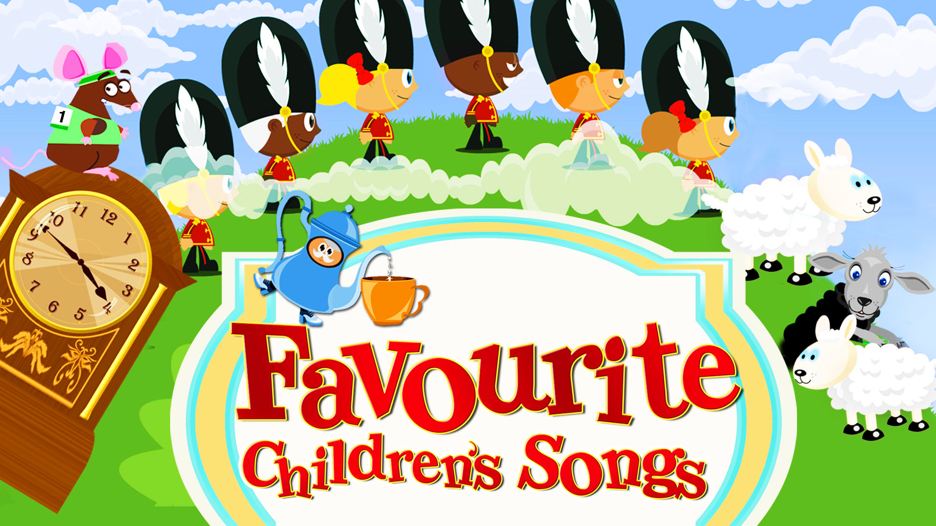 Favourite Children's Songs on Amazon Prime Video UK