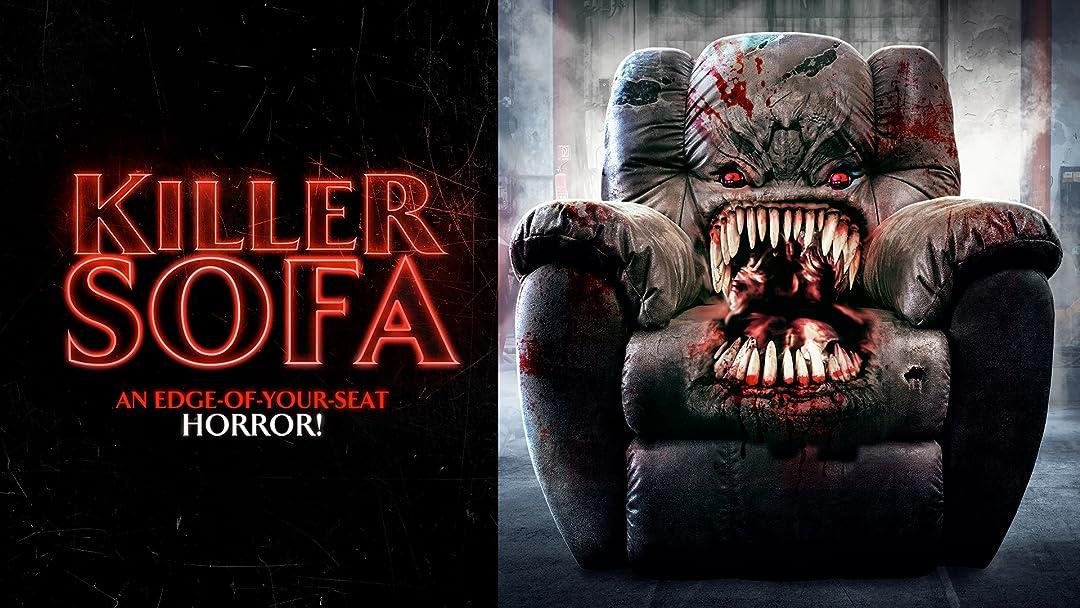 Killer Sofa on Amazon Prime Video UK