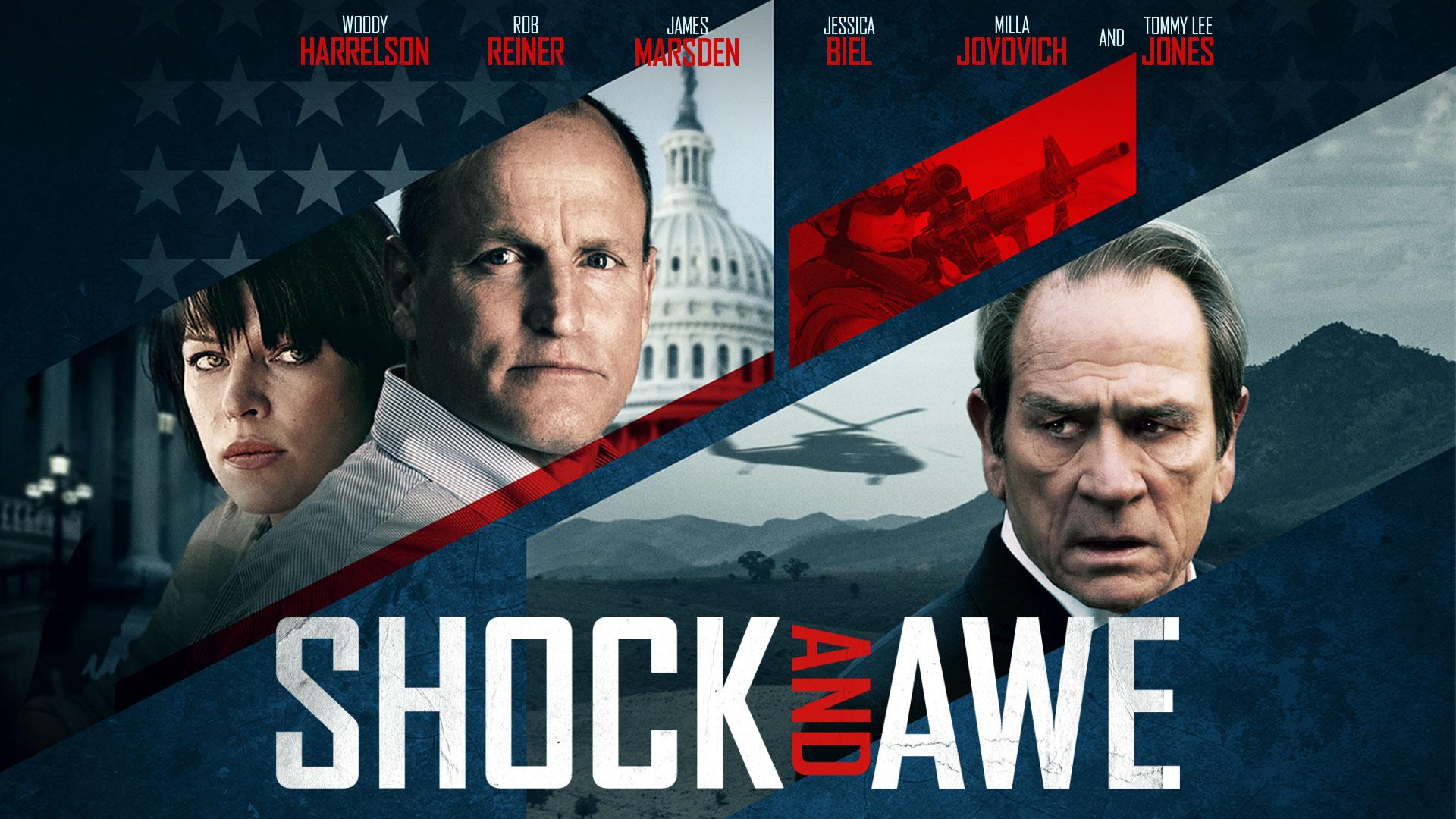 Shock and Awe on Amazon Prime Video UK