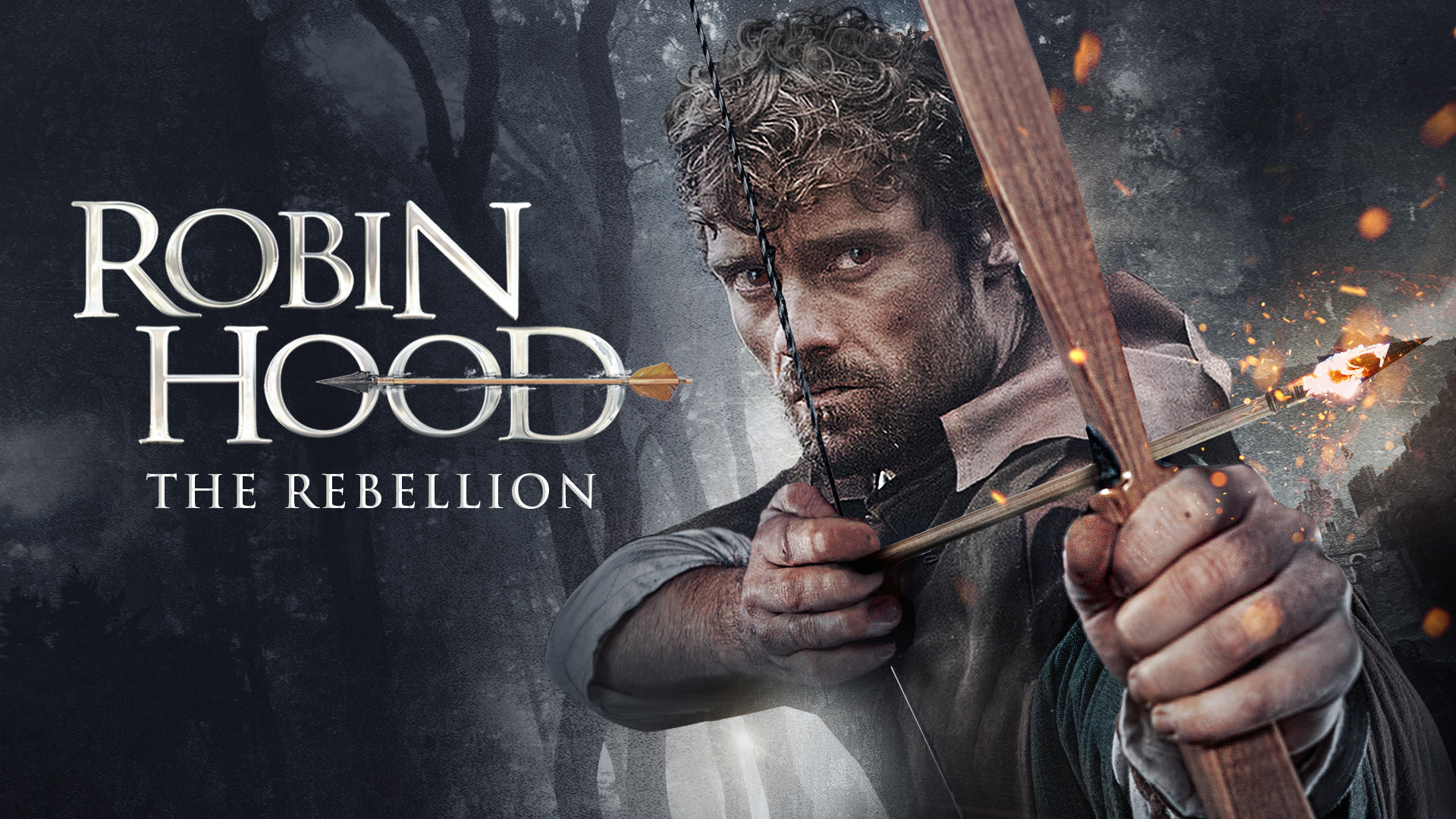 Robin Hood: The Rebellion on Amazon Prime Video UK