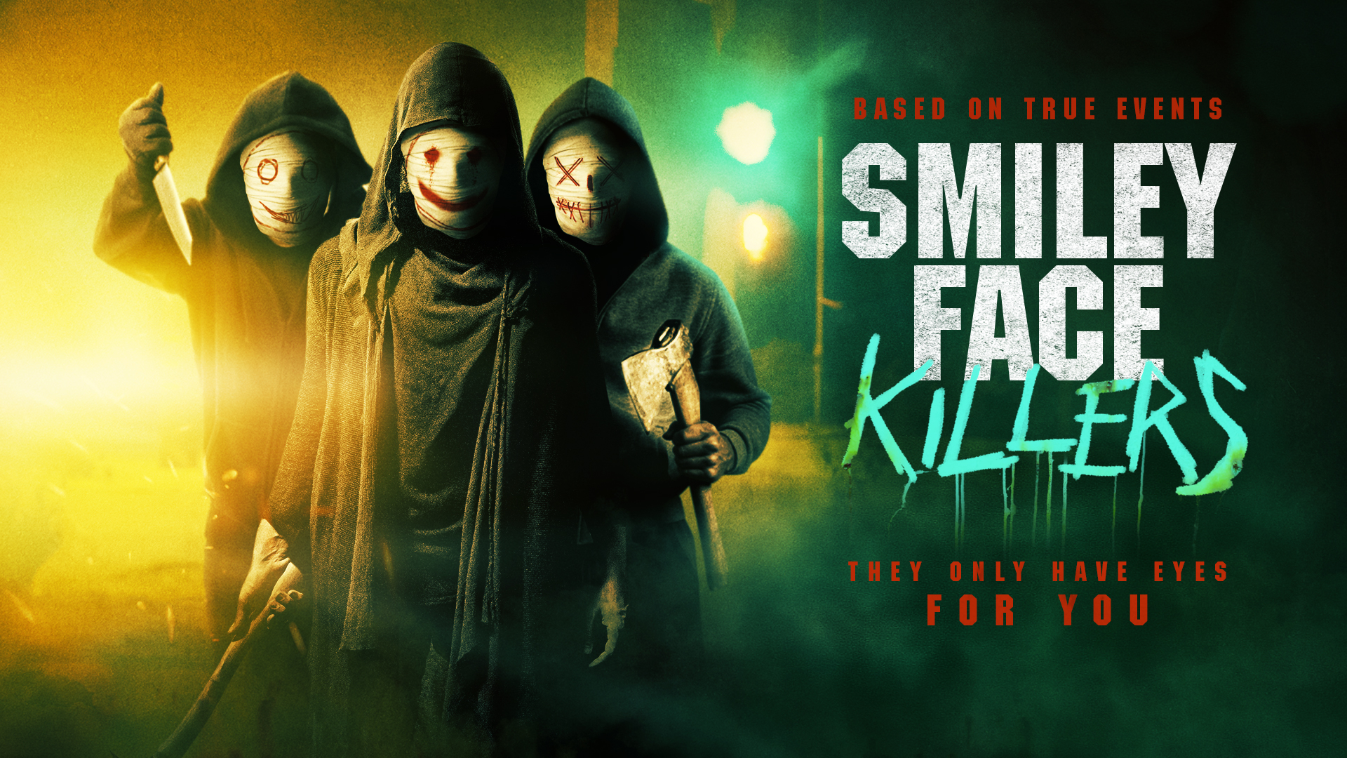 Smiley Face Killers on Amazon Prime Video UK