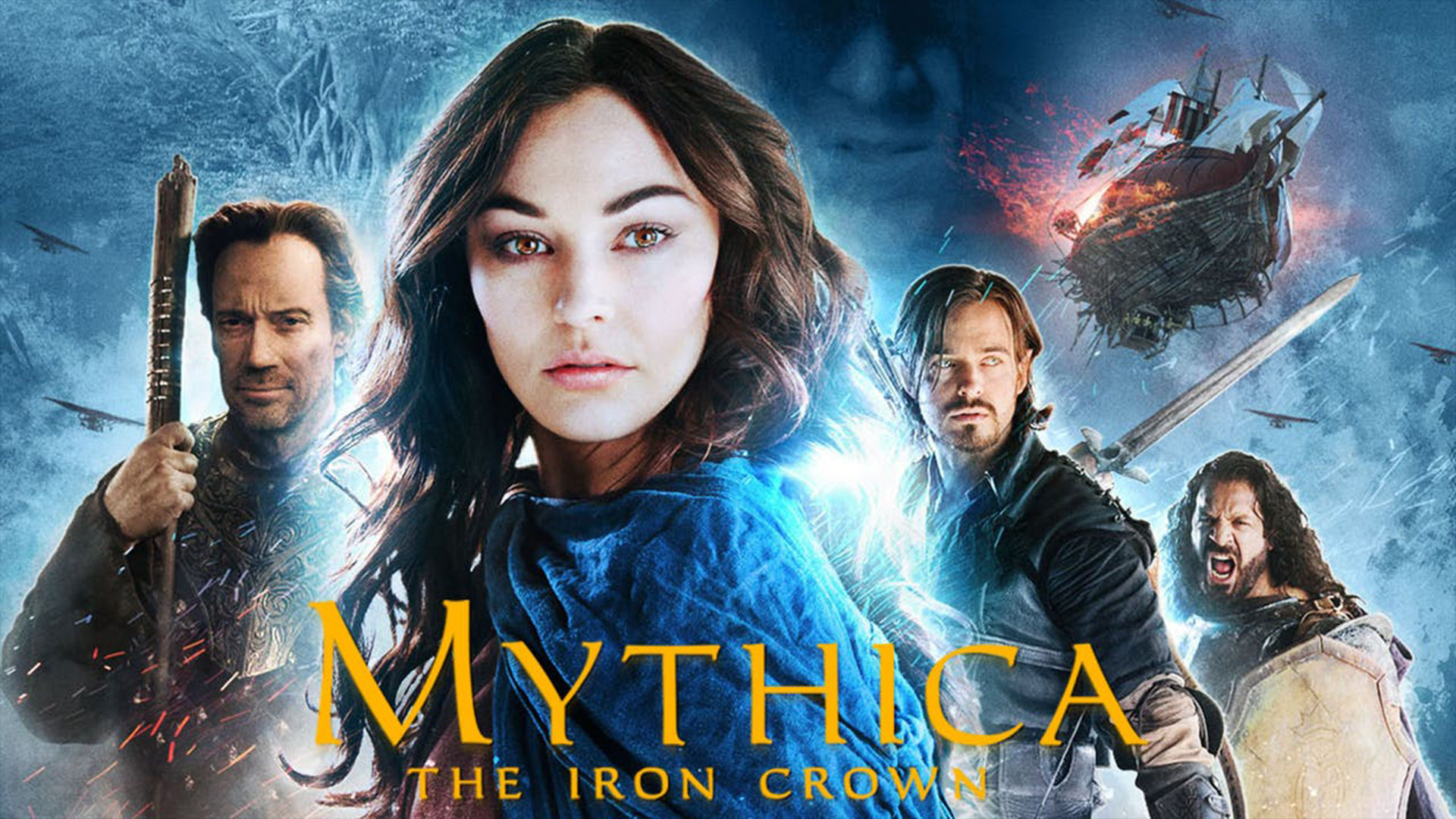 Mythica: The Iron Crown on Amazon Prime Video UK