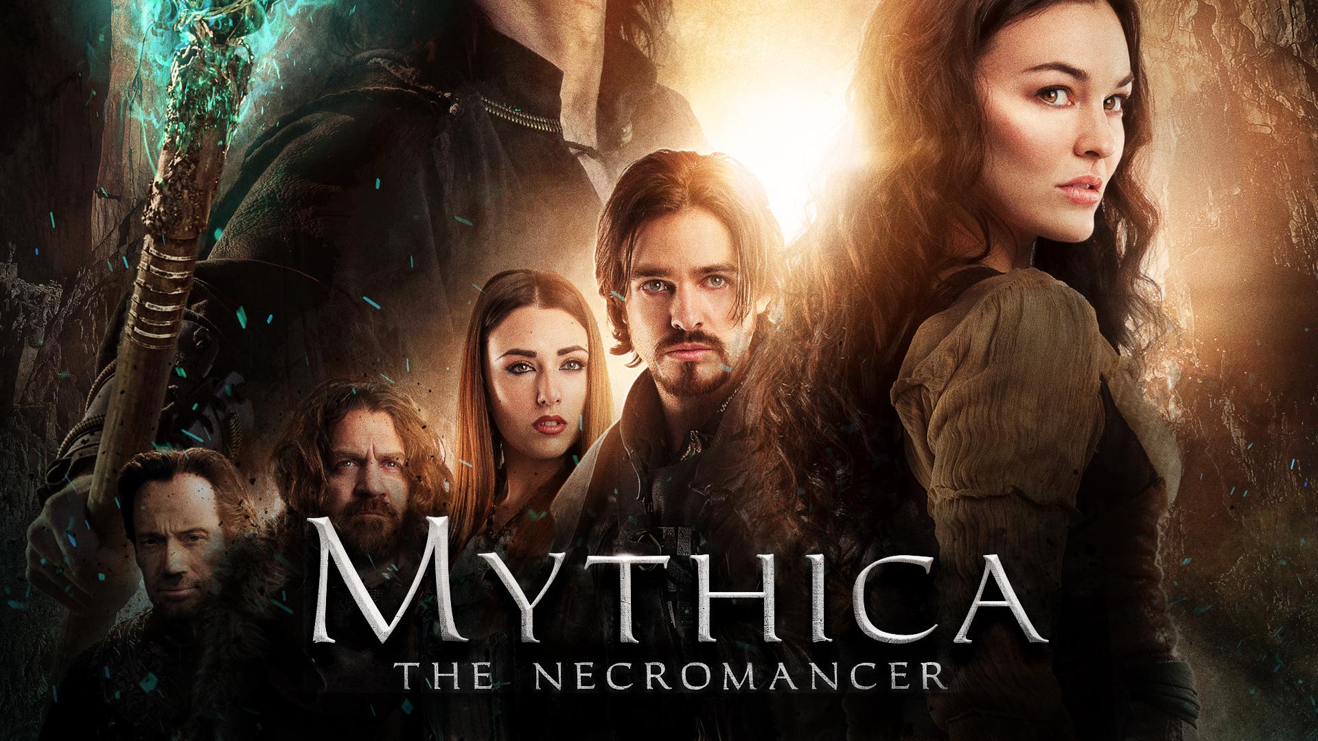 Mythica: The Necromancer on Amazon Prime Video UK