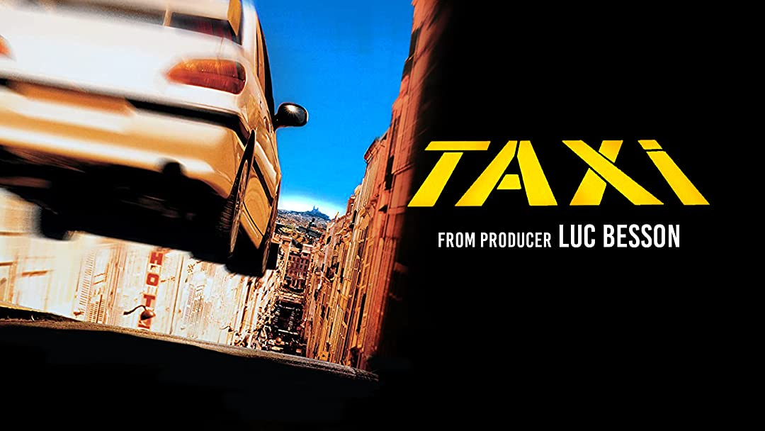 Taxi on Amazon Prime Video UK