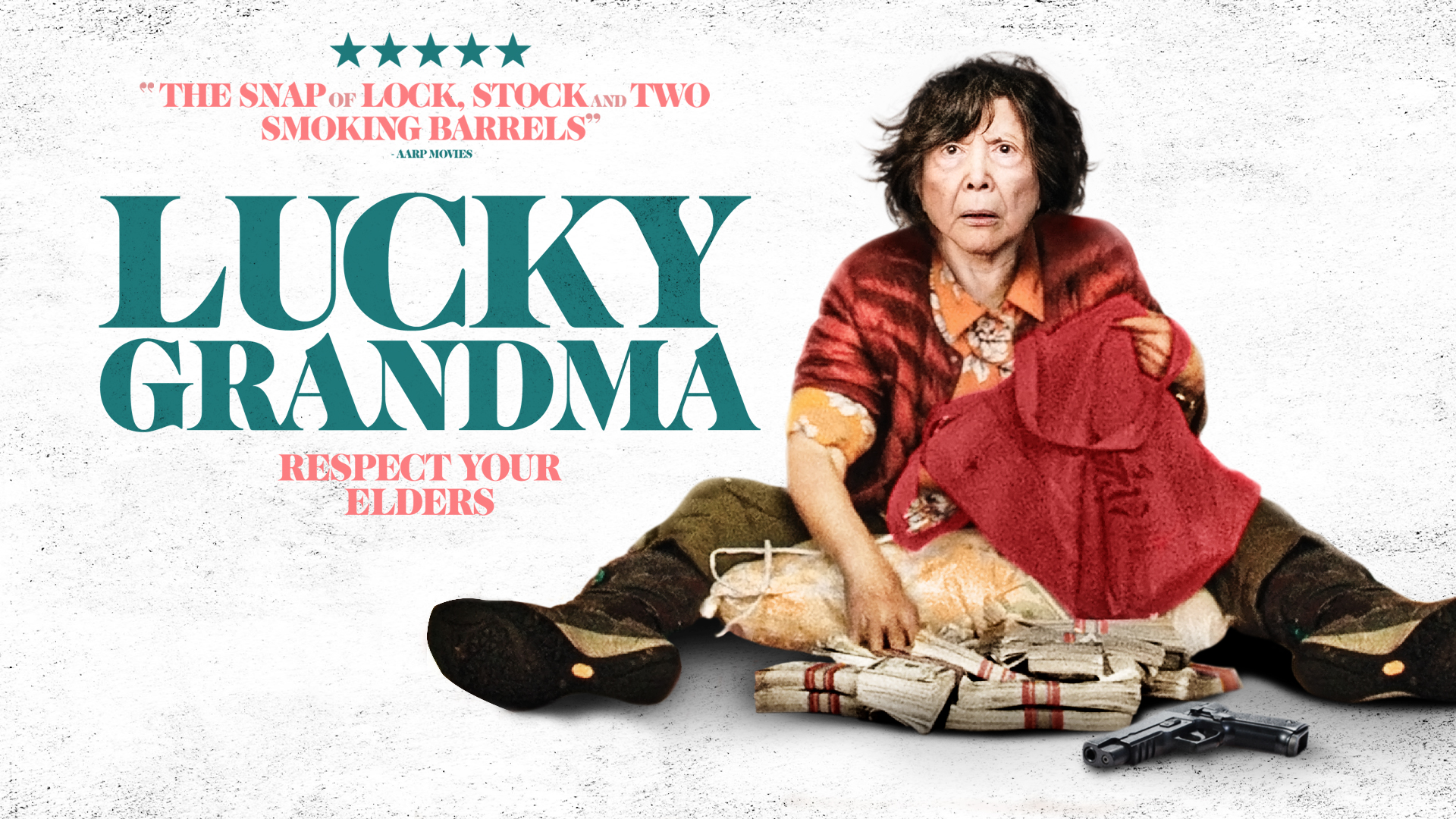 Lucky Grandma on Amazon Prime Video UK