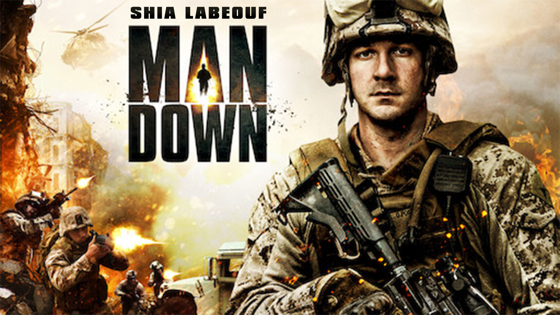 Man Down on Amazon Prime Video UK