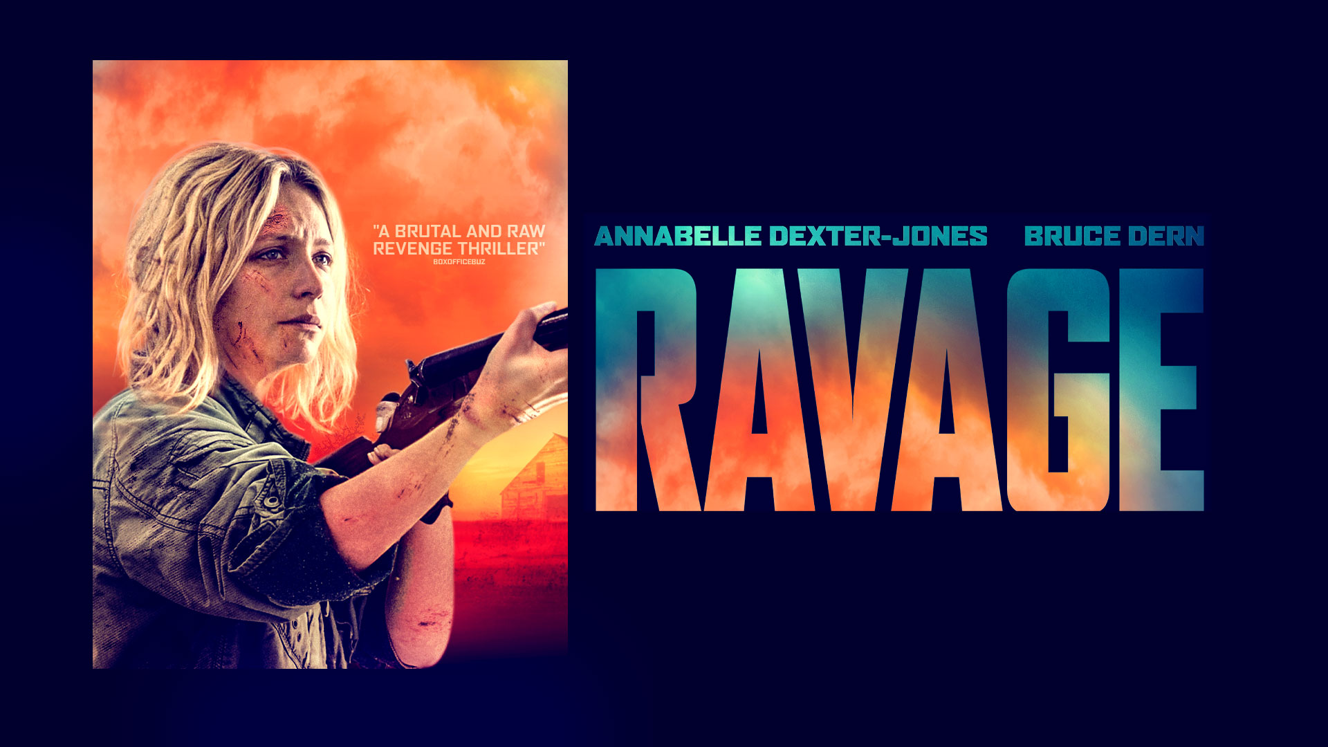 Ravage on Amazon Prime Instant Video UK
