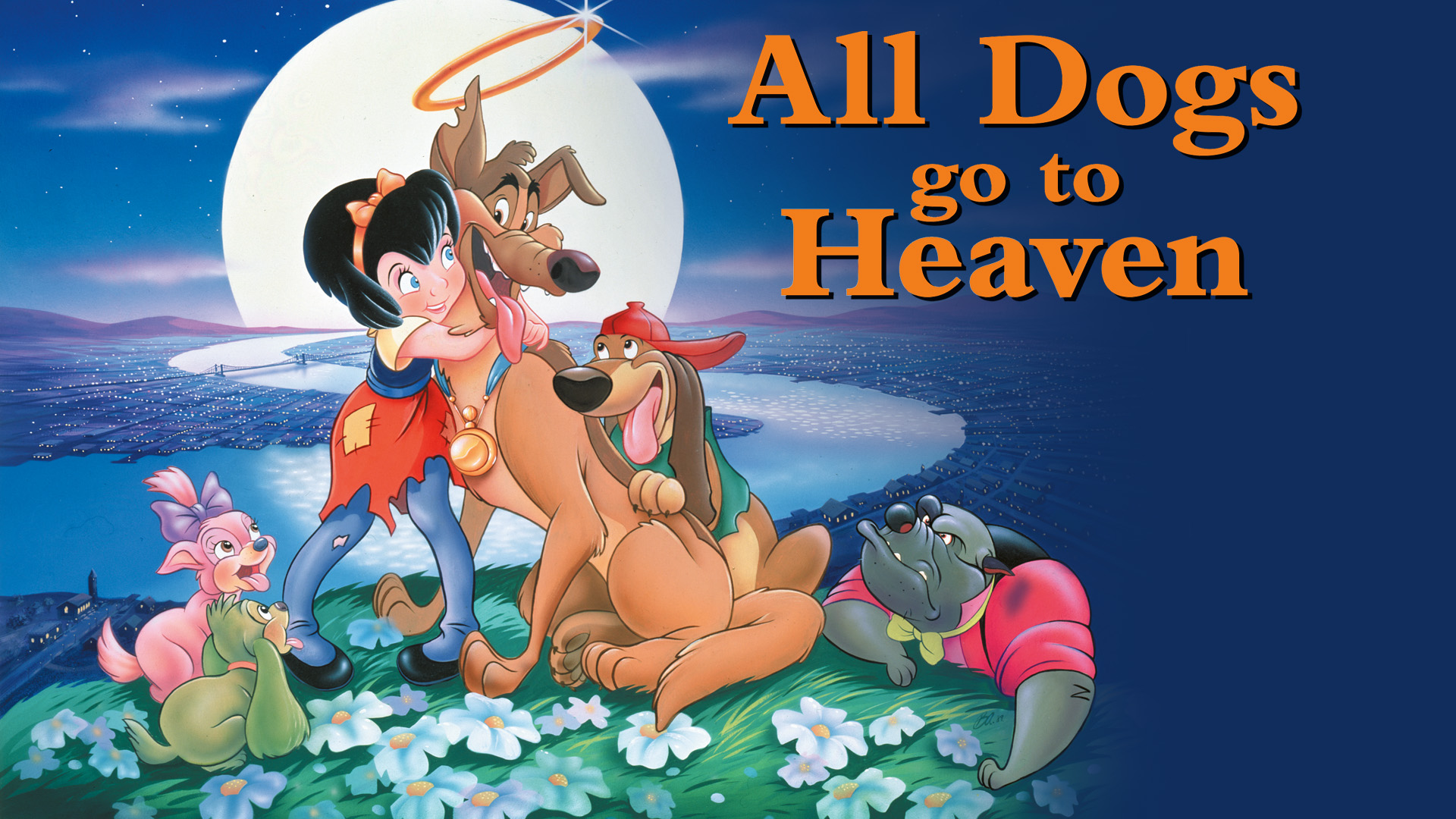 All Dogs Go To Heaven on Amazon Prime Video UK