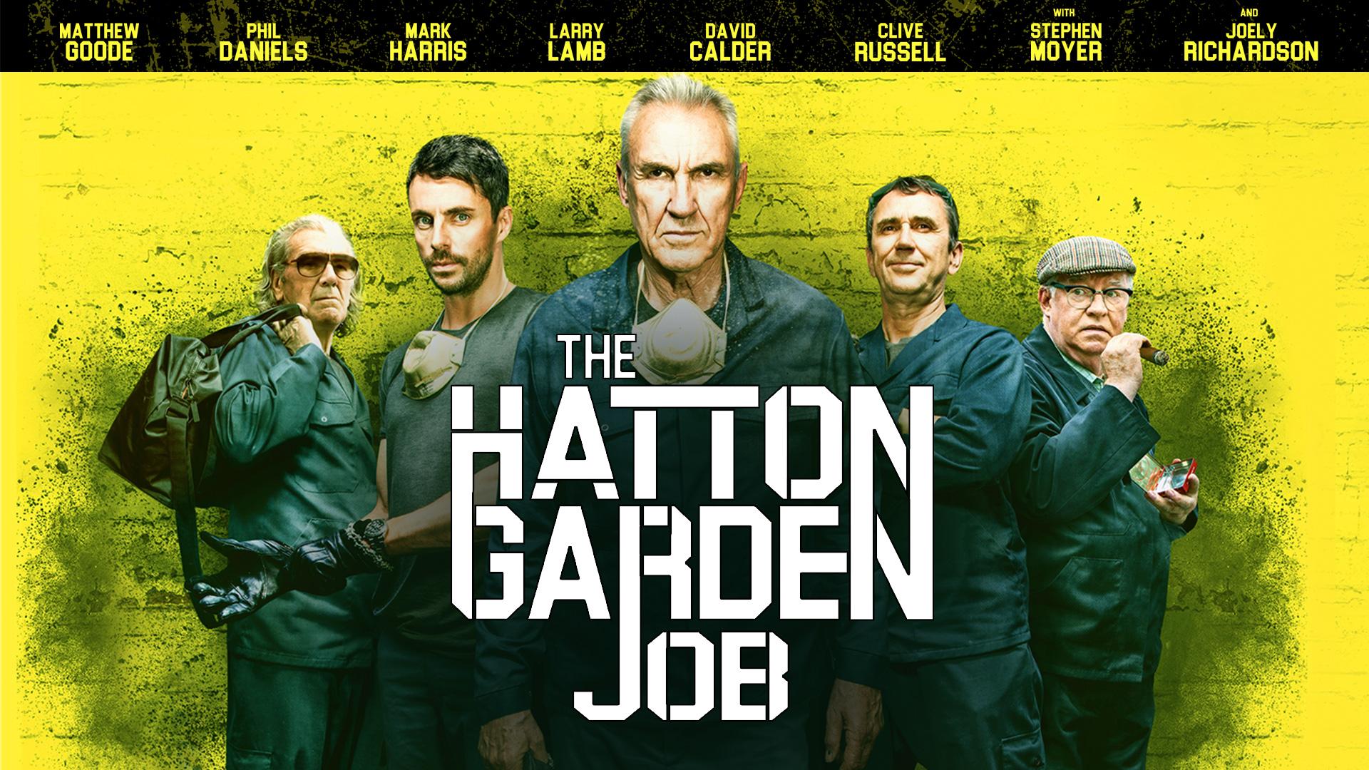 The Hatton Garden Job on Amazon Prime Video UK