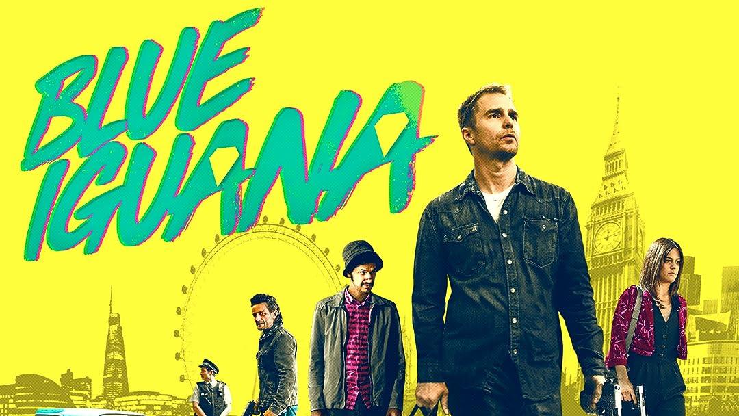 Blue Iguana on Amazon Prime Video UK