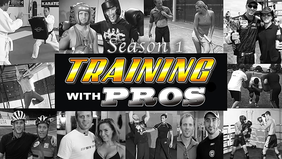 Training with Pros on Amazon Prime Video UK