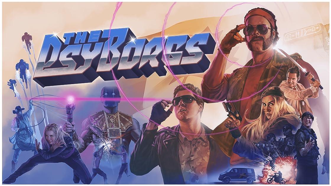 The Psyborgs on Amazon Prime Video UK