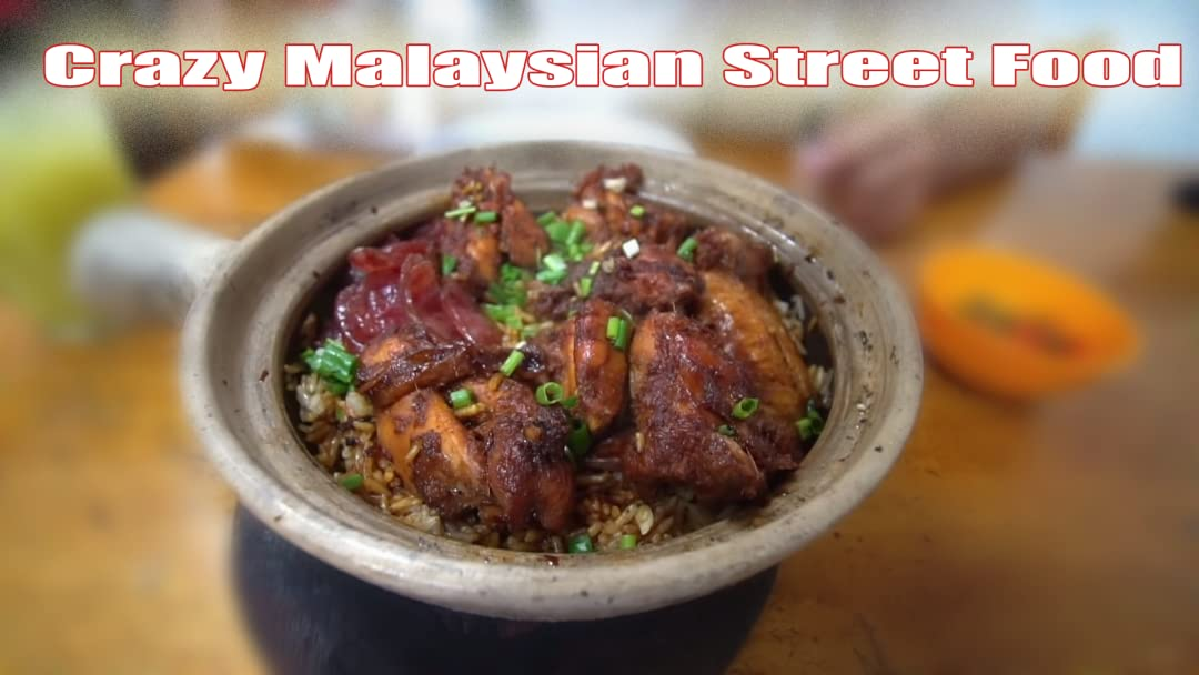 Crazy Malaysian Street Food - Season 1