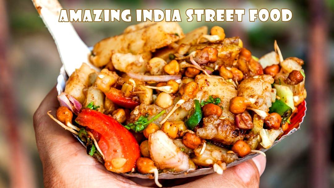 Clip: Amazing India Street Food on Amazon Prime Video UK