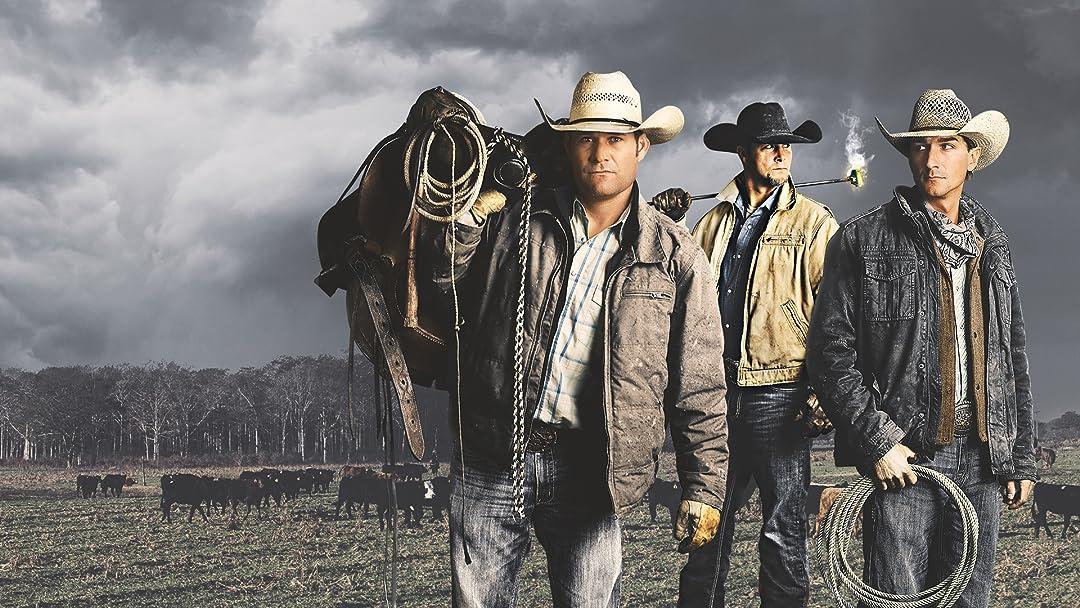 The Cowboy Way on Amazon Prime Video UK
