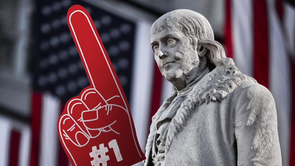 Ben Franklin: Man Of Firsts