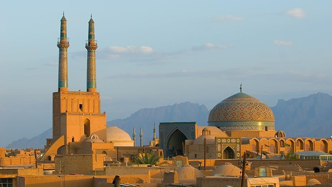 Mystic Iran: The Unseen World