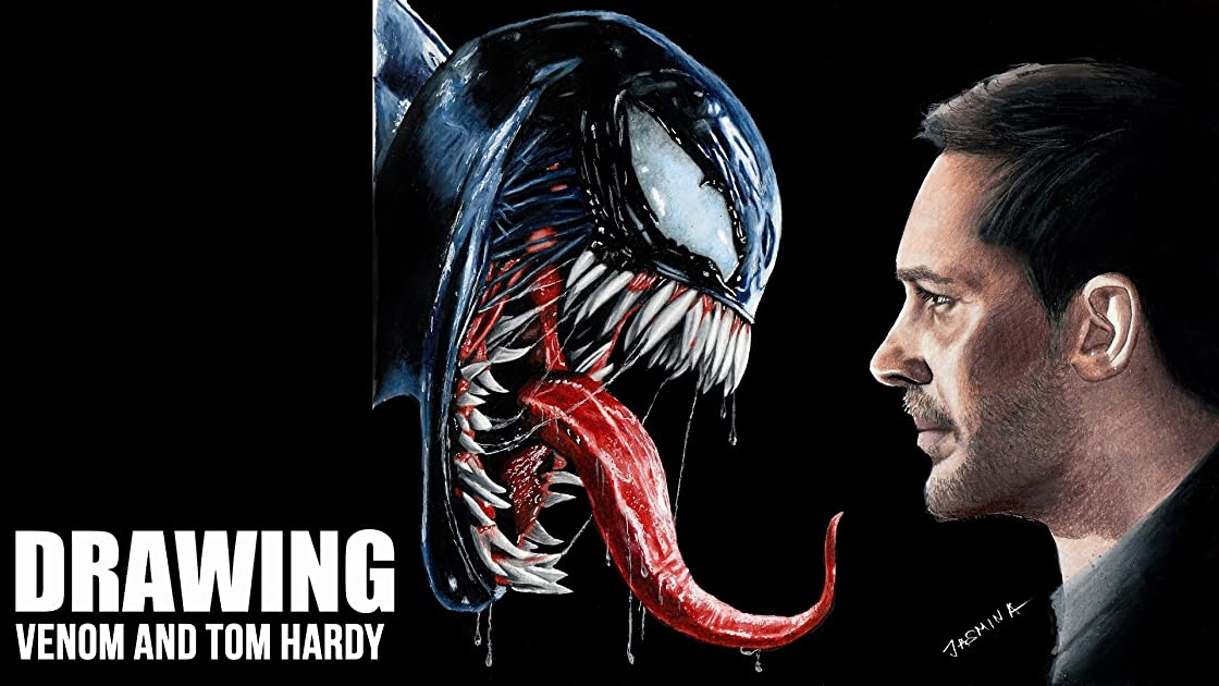 Drawing Venom and Tom Hardy - Season 1