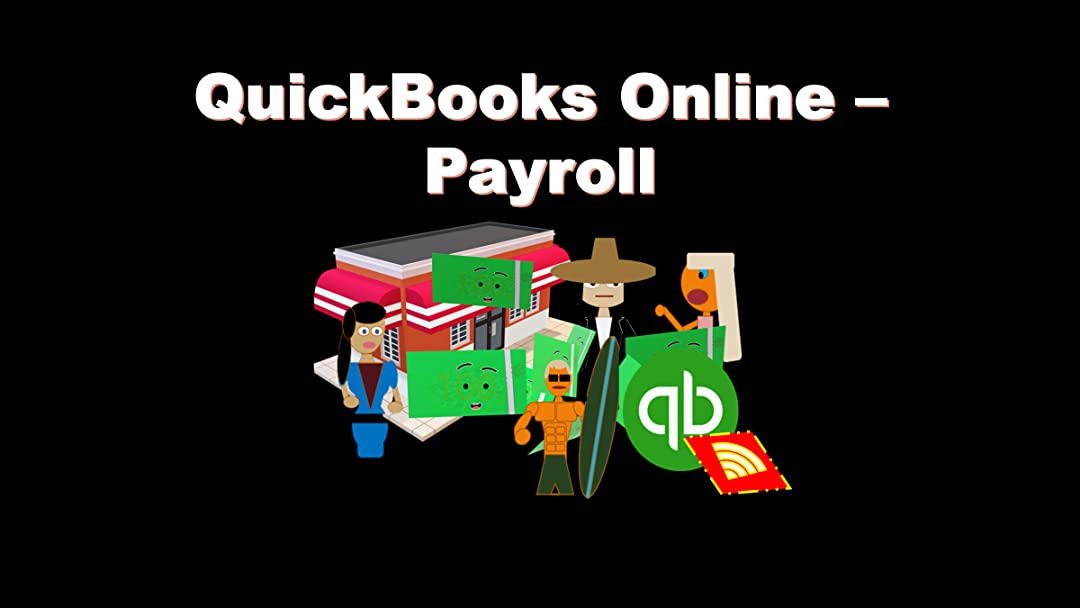 QuickBooks Online - Payroll on Amazon Prime Instant Video UK