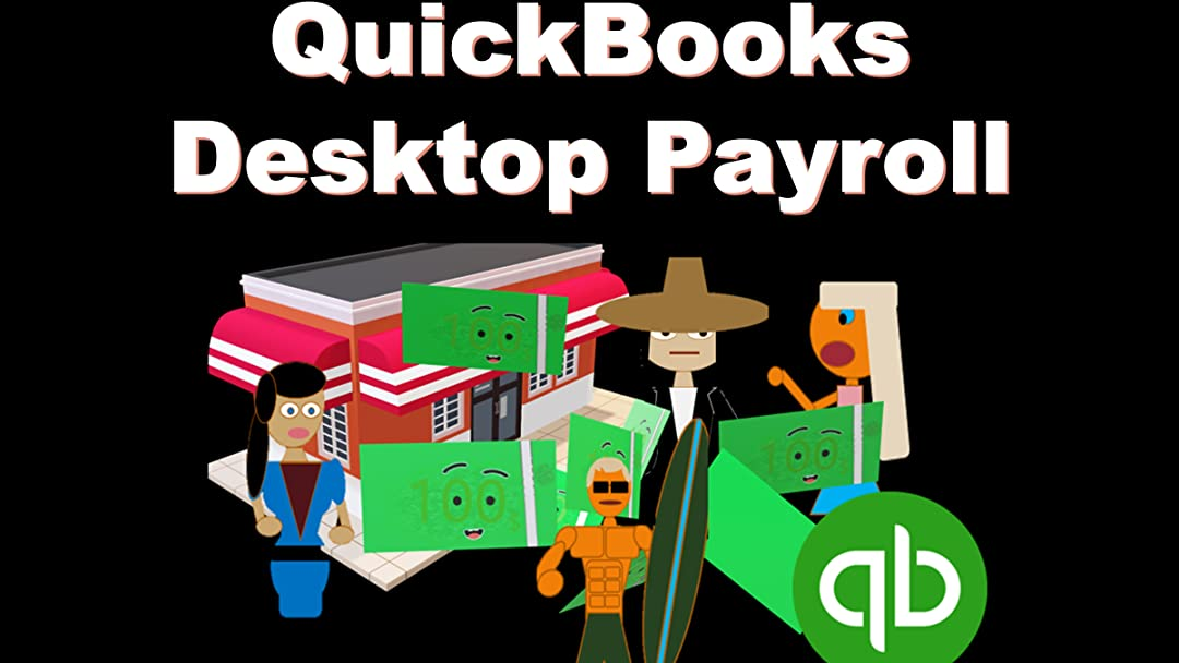 QuickBooks Desktop Payroll on Amazon Prime Instant Video UK