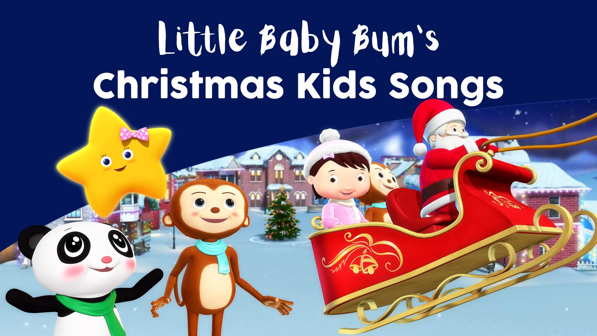Little Baby Bum's Christmas Kids Songs