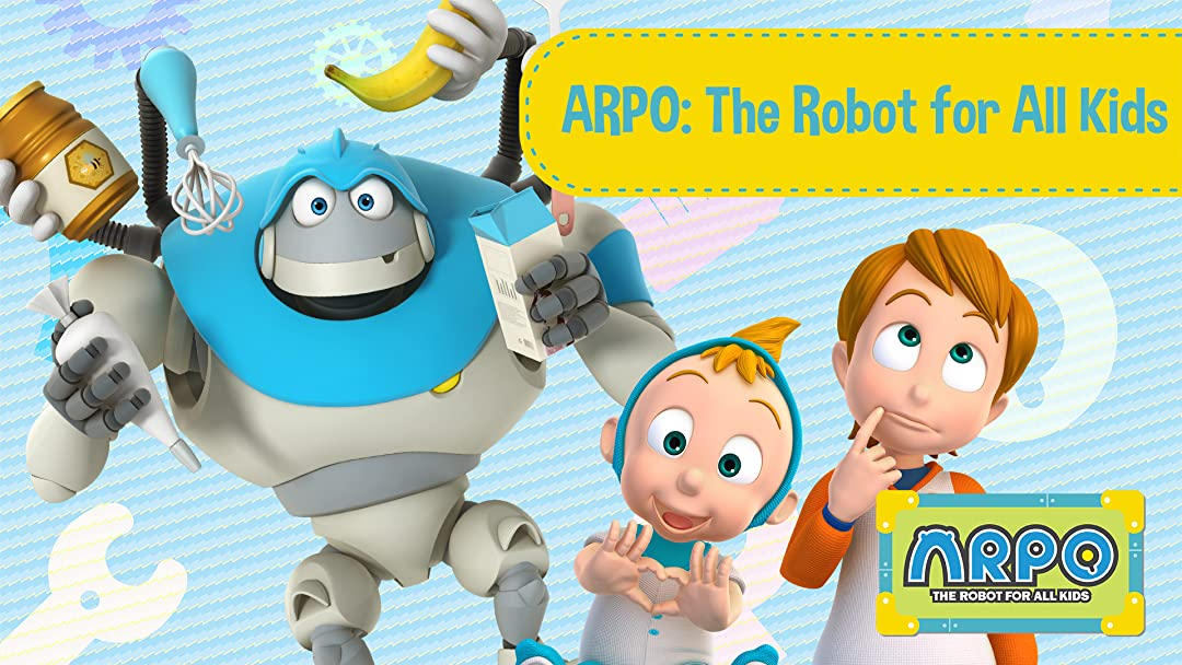 Arpo: The Robot for All Kids on Amazon Prime Video UK