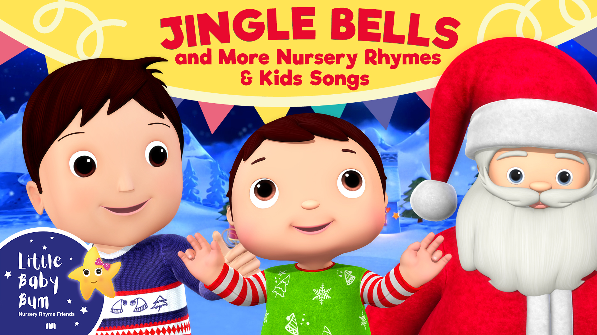 Little Baby Bum - Christmas Holiday Songs For Kids on Amazon Prime Instant Video UK