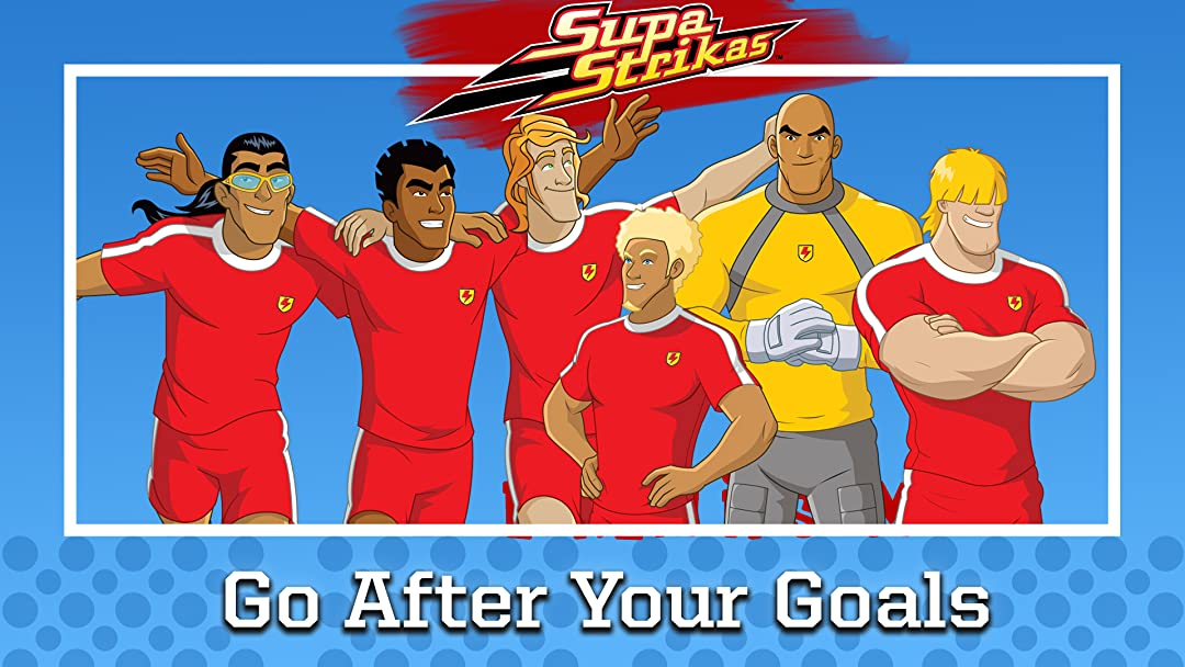 Supa Strikas - Go After Your Goals on Amazon Prime Instant Video UK