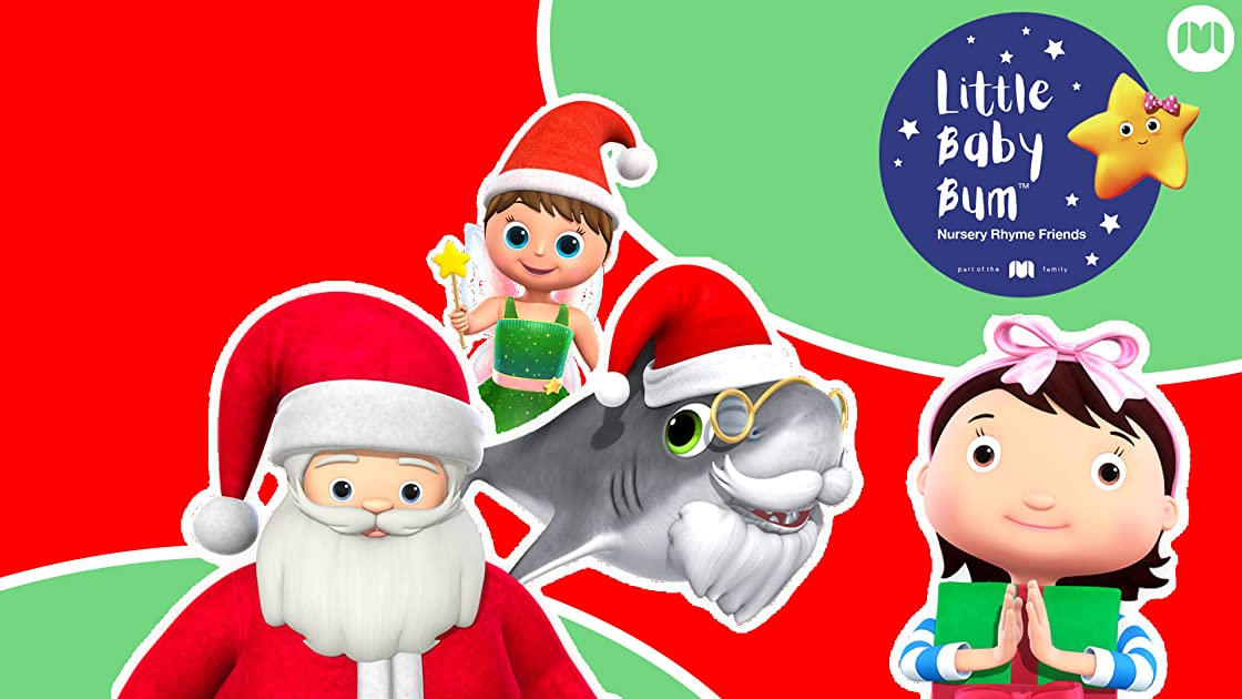 Christmas Time with Little Baby Bum on Amazon Prime Instant Video UK