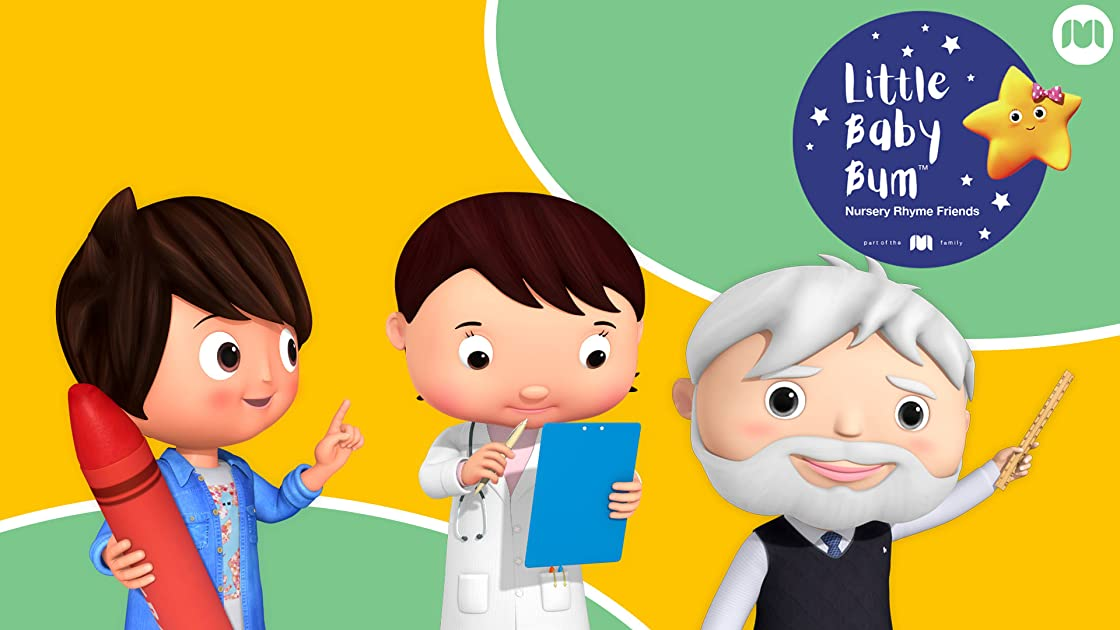 Learning With Little Baby Bum on Amazon Prime Instant Video UK