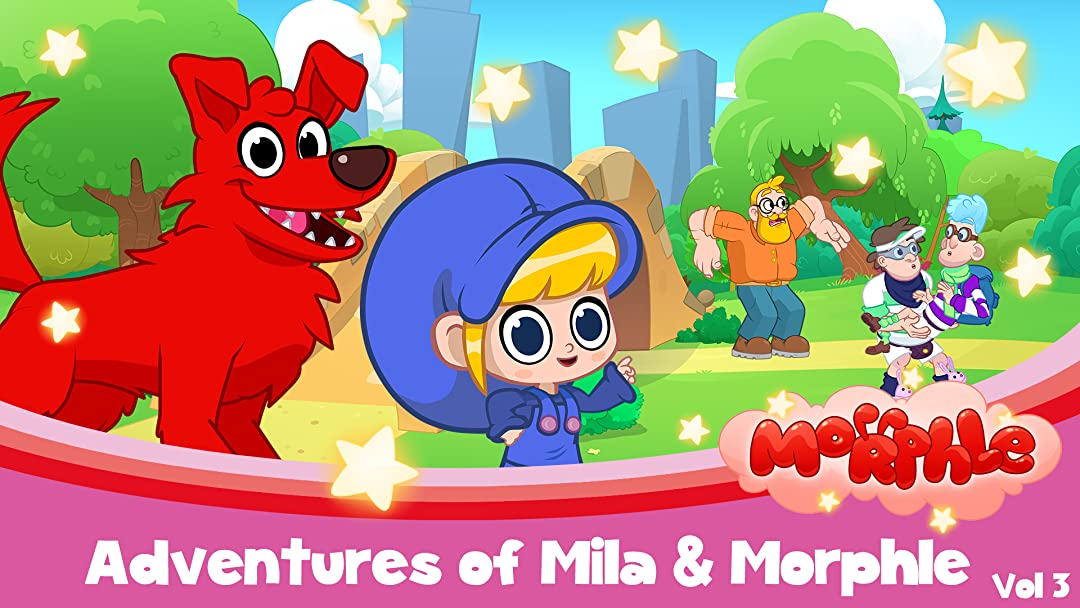 My Magic Pet Morphle - Adventures of Mila & Morphle