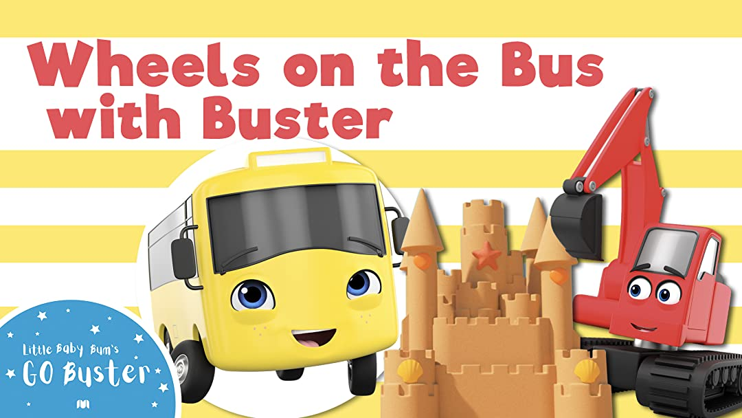 Wheels on the Bus with Buster - Go Buster on Amazon Prime Instant Video UK