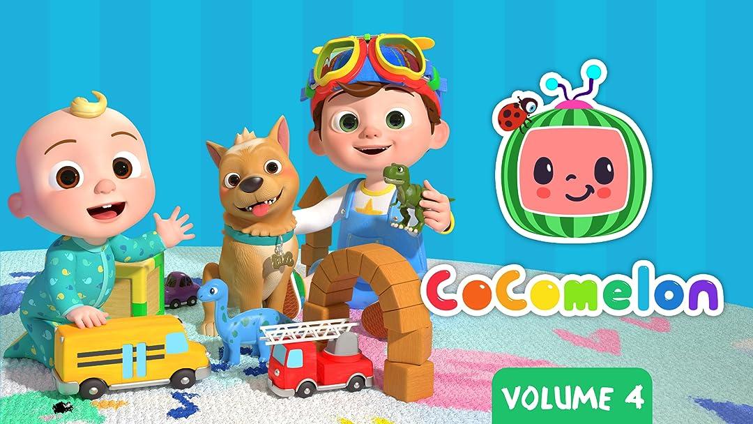 CoComelon - Kids Songs and Nursery Rhymes - Season 4