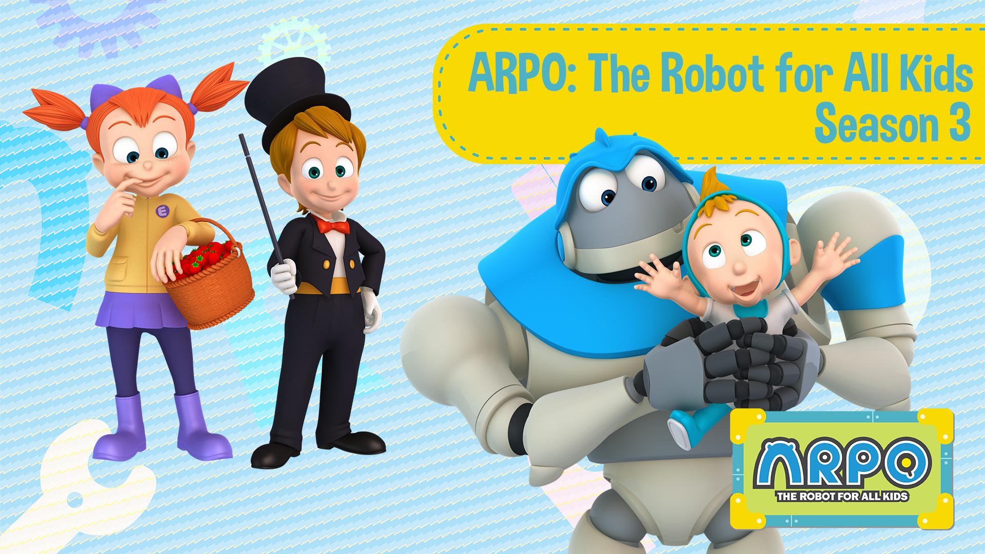 Arpo: The Robot for All Kids - Season 3