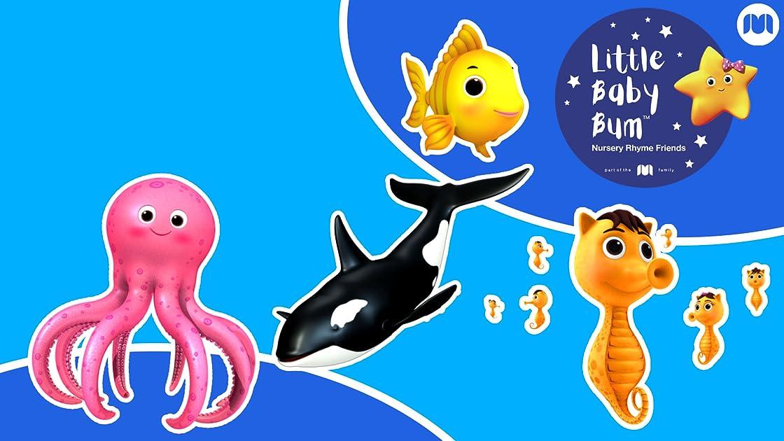 Underwater Tunes with Little Baby Bum on Amazon Prime Instant Video UK